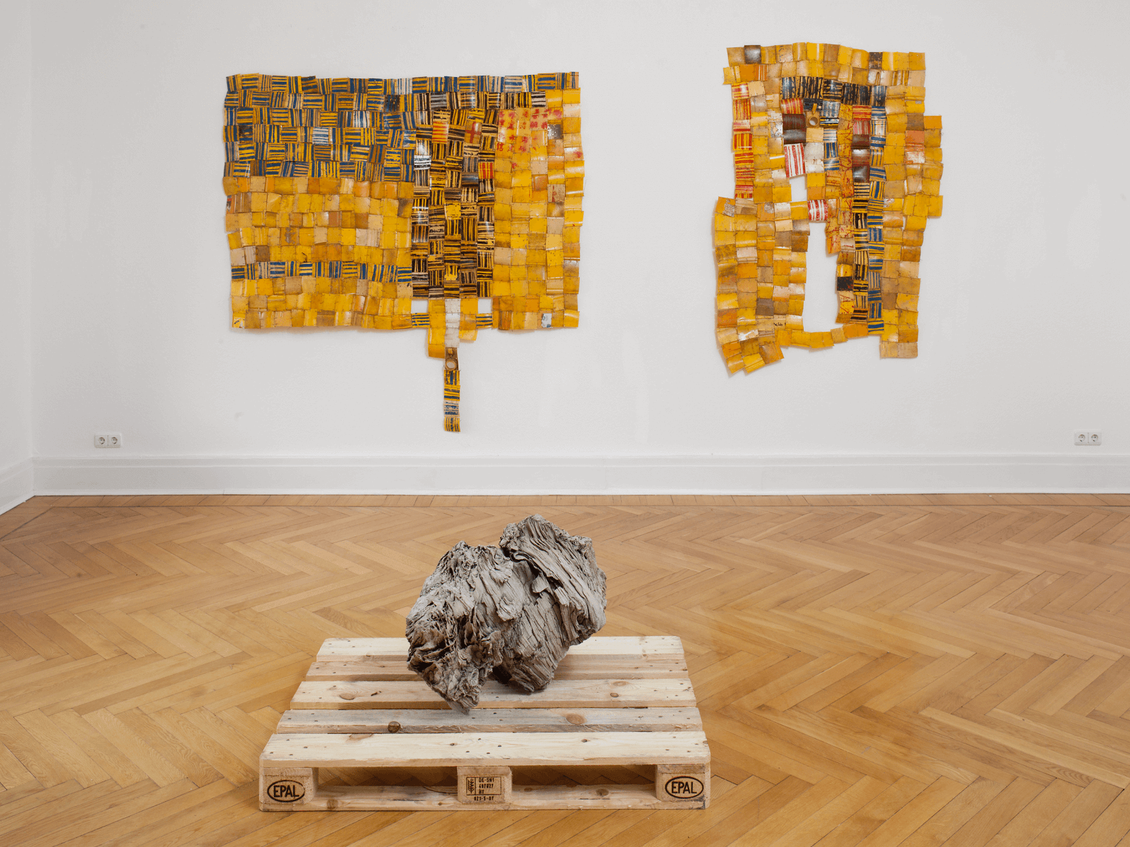 Serge Attukwei Clottey · Earthly Conversations