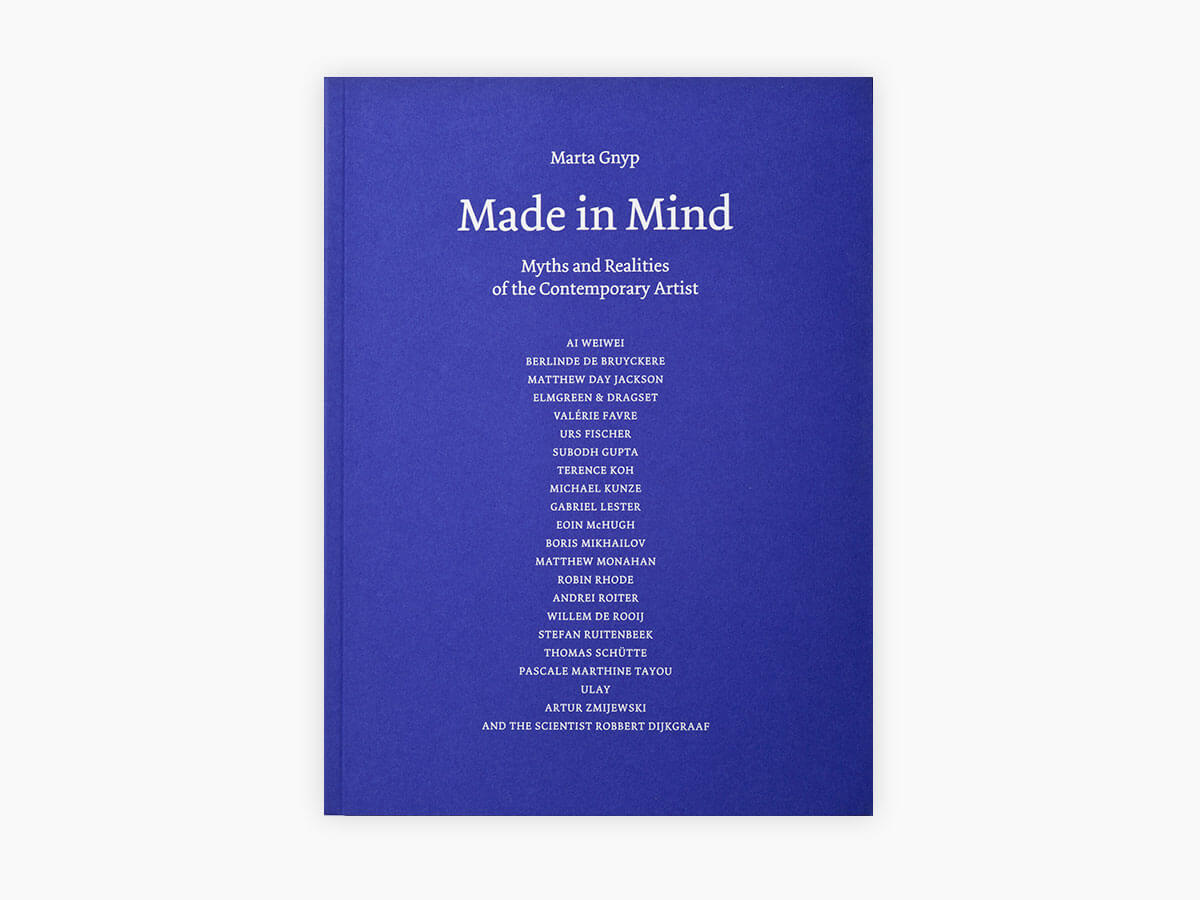 Marta Gnyp · Made In Mind