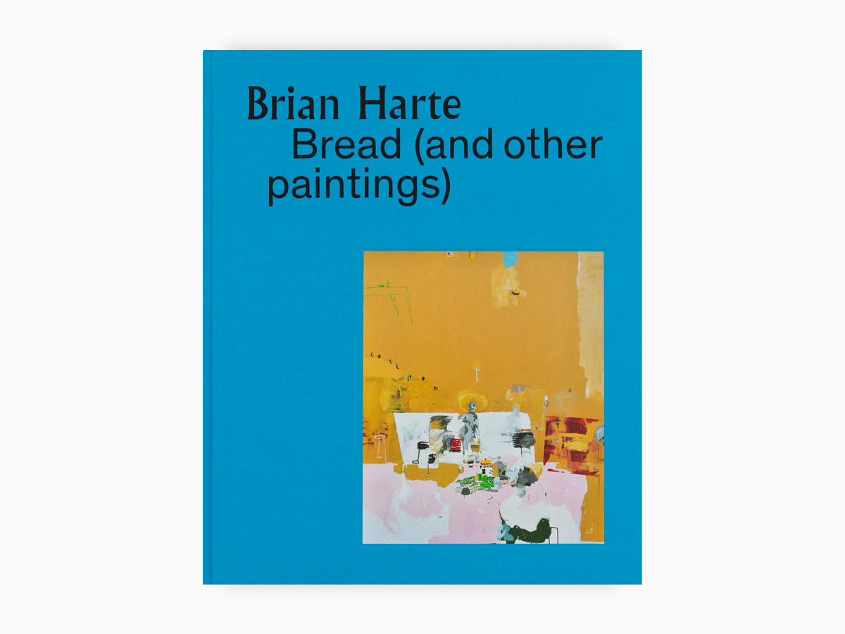 Brian Harte – Bread (and other paintings)